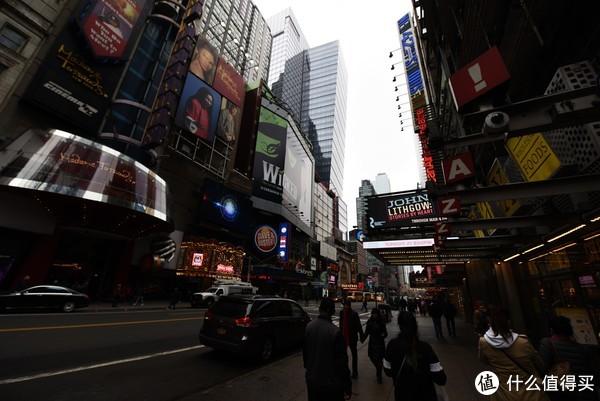 18天的美国二刷自由之旅 篇三:时代广场、第五大道与中央公园
