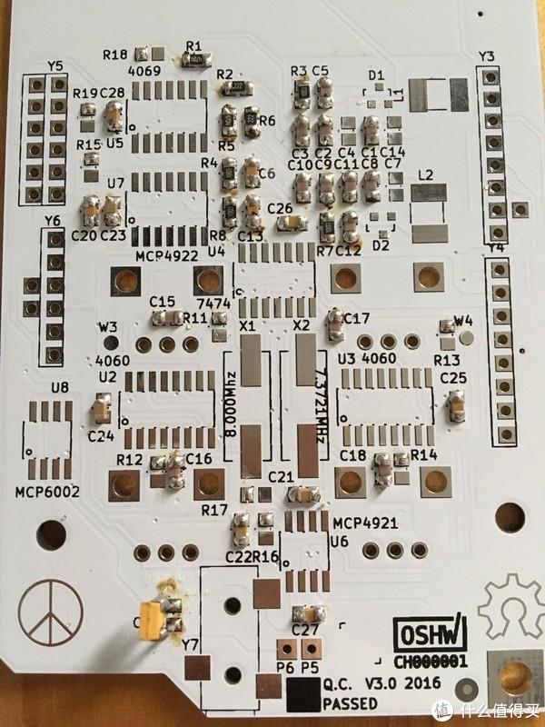 DIY电子产品系列 篇一:DIY特雷门琴