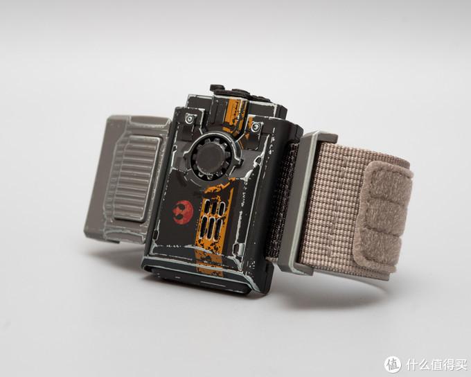 非常好玩:Sphero星战系列R2-D2智能遥控机器人与原力手环