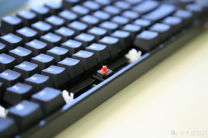 有瑕疵有特点——GANSS GS87-D蓝牙双模红轴机械键盘到底值不值