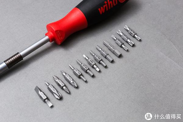 大人的玩具 篇五:#本站首晒#米家新工具:wiha 26合1 升降弹窗式螺丝刀