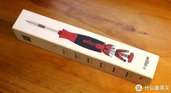 解毒贴?晒小米发售的 wiha 螺丝刀:Wiha 26合1 升降弹窗式螺丝刀
