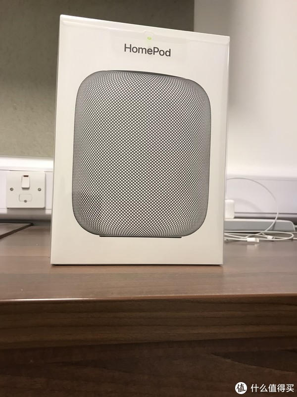 【张大妈首发】Apple 苹果 HomePod 智能音箱 使用一周评测