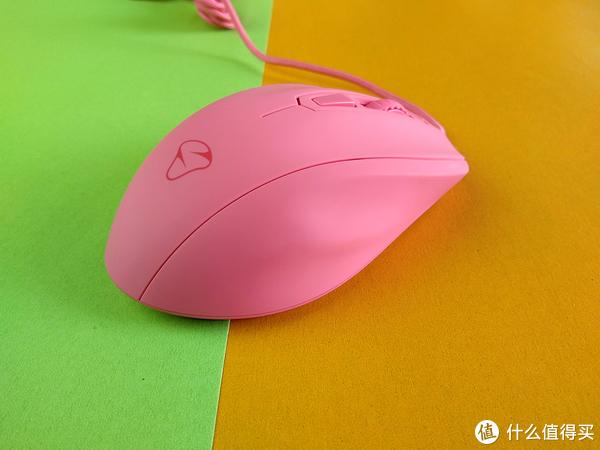 """来自北欧的""""甜品""""—MIONIX CASTOR Color 游戏鼠标 开箱晒物"""