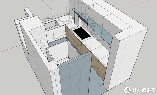 终极DIY:一个人的家装 篇八:厨房装修设计及功能电器合篇
