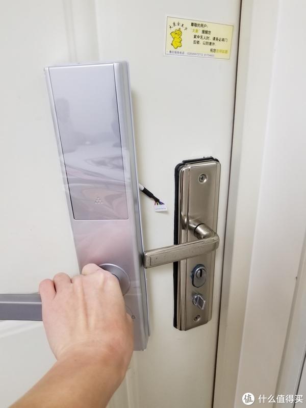 开门解锁 一气呵成:MIJIA 米家 x 鹿客 Classic 智能指纹锁 使用体验