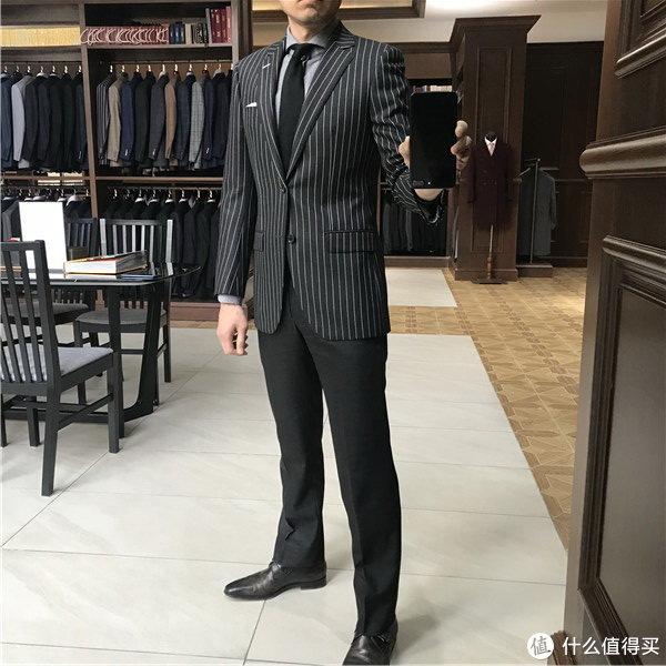 男士正装与西服专栏 篇三:定制西服前必做的功课!