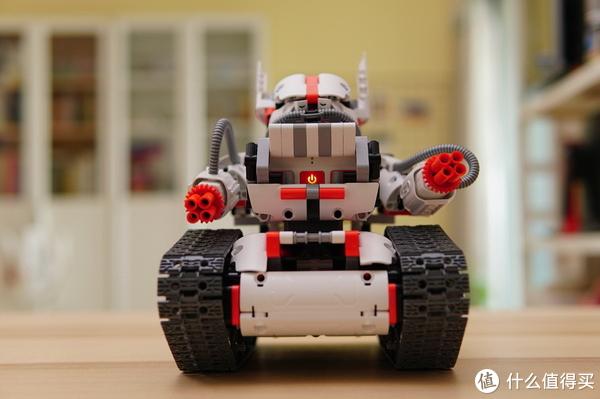 借着给小朋友买礼物弥补自己的童年—MI 小米 米兔机器人 开箱及体验