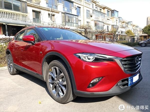 开了一年半,小吹一波Mazda 马自达 CX-4 2.5L激情版 SUV