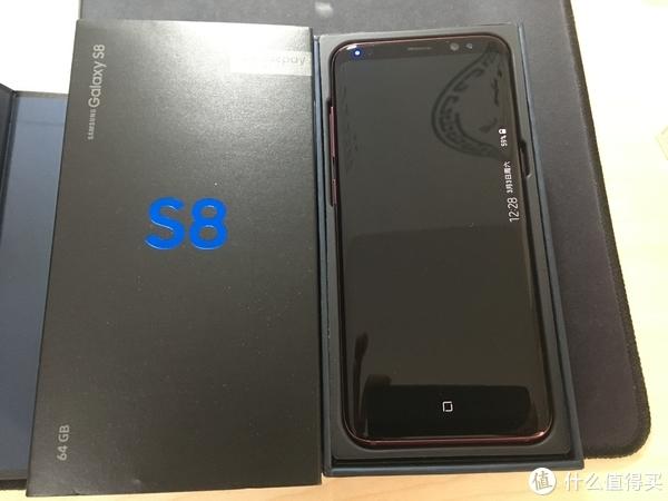 一抹醉人的红:三星 Galaxy S8 勃艮第红 智能手机 上手