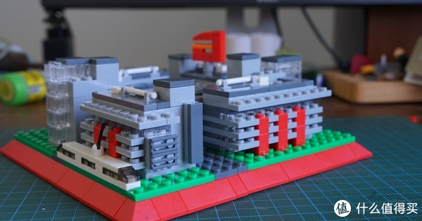 罕见的原创建筑系列产品—盛大游戏总部大楼 积木模型 开箱
