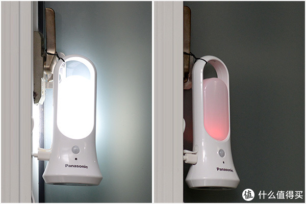 Yeelight or Panasonic?两款人体感应灯对比简评