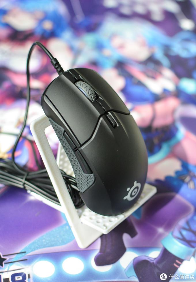 时隔两年再尝赛睿——Sensei 310 游戏鼠标体验