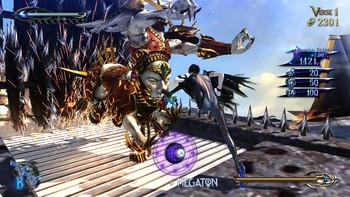 任天堂 Switch《猎天使魔女2》游戏使用总结(人设|游戏|缺点)