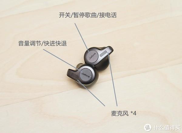 音质很棒的蓝牙豆:Jabra 捷波朗 65t 臻律无线蓝牙耳机 开箱