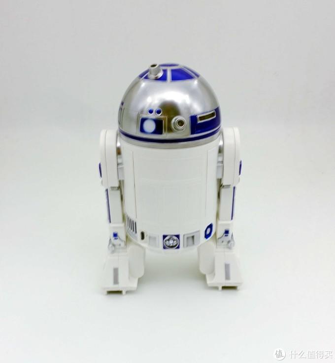 世间安得双全法,不负原力不负卿——Sphero星战系列 R2-D2智能机器人评测