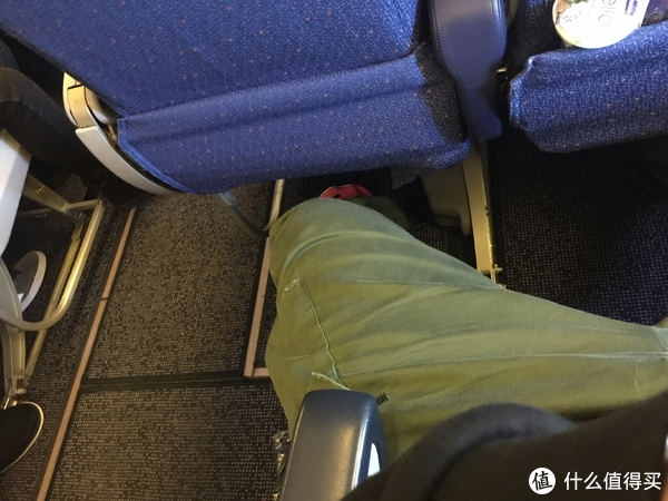 相对宽敞的座位