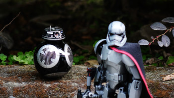 哔哔...哔...哔哔哔...Sphero星战系列智能遥控机器人BB-9E评测报告