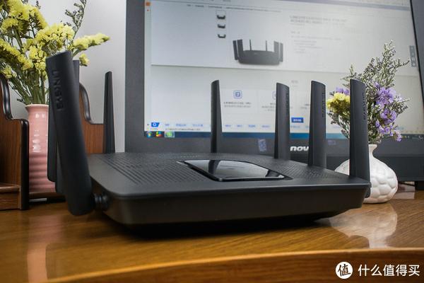 #原创新人#分享我家的无缝漫游方案:Linksys 领势 EA9500S 无线路由器 + RE7000 信号扩展器