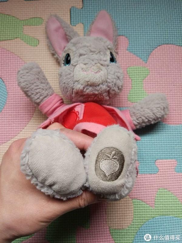 图书馆猿のGund牌 彼得兔&莉莉兔 毛绒玩具 开箱