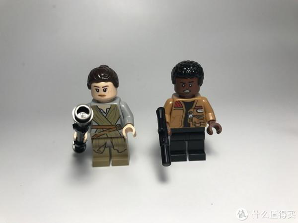#本站首晒#LEGO 乐高 拼拼乐 75178 星战系列 贾库四跃飞船