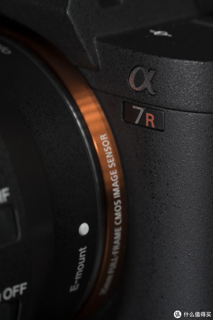 ↑7R系列,全画幅传感器