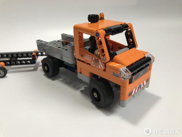 #剁主计划-北京#LEGO 乐高 拼拼乐 42060 A模式 修路工程车组合 开箱
