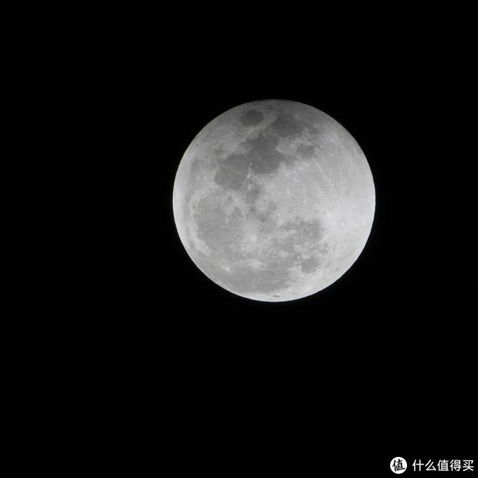 ↑A7R2+FE100-400mmF4.5-5.6GMOSS,月食复圆