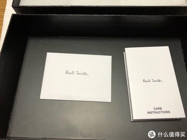 Paul Smith 长款男士钱包 开箱