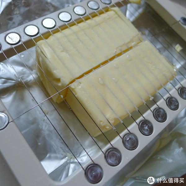 厨房小工具:AUX 奥克斯 leye 黄油切割器 开箱