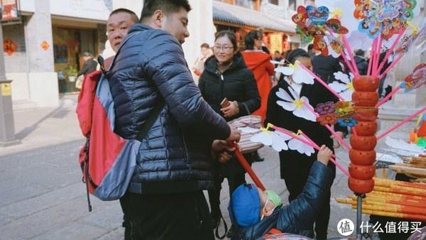 #原创新人#阳春三月,一场即墨古城亲子之旅
