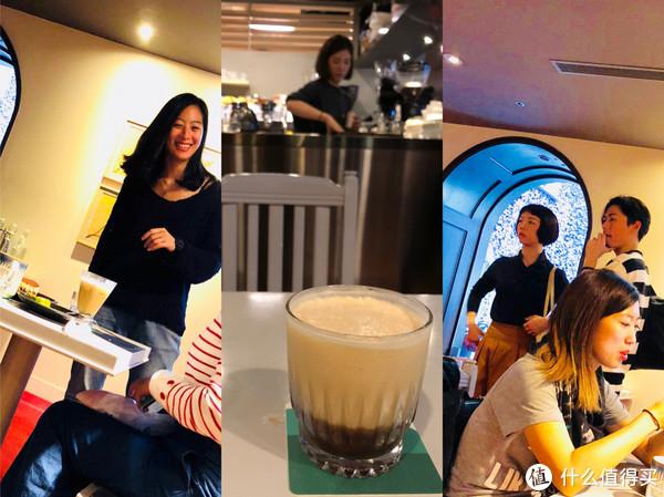 台北东区的手冲咖啡冠军店the lobby of simple kaffa