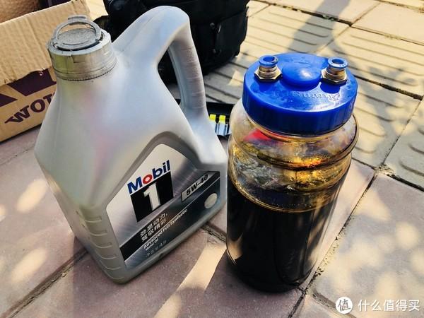 懒癌患者的DIY保养—20分钟更换机油机滤
