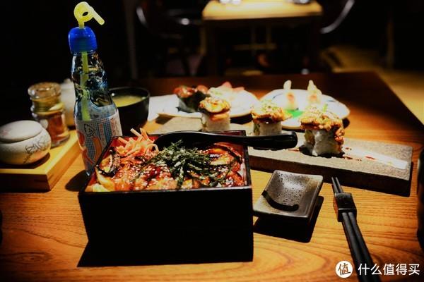 我竟然去上海吃日料。。。