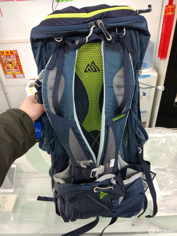 图书馆猿のGregory 格里高利 男式 30L ZULU30 户外登山徒步背包