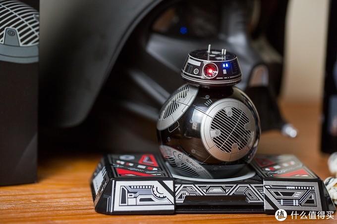 最好的新年礼物--Sphero 星战系列 新萌宠 BB-9E 智能遥控机器人