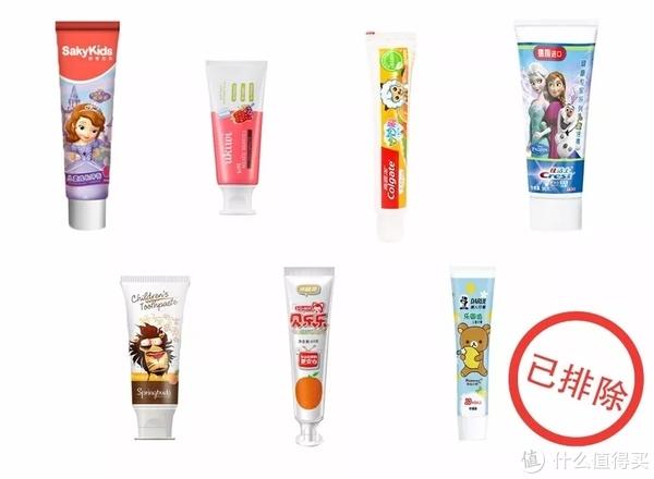 18款儿童牙膏测评:14款不过关,两款值得推荐!