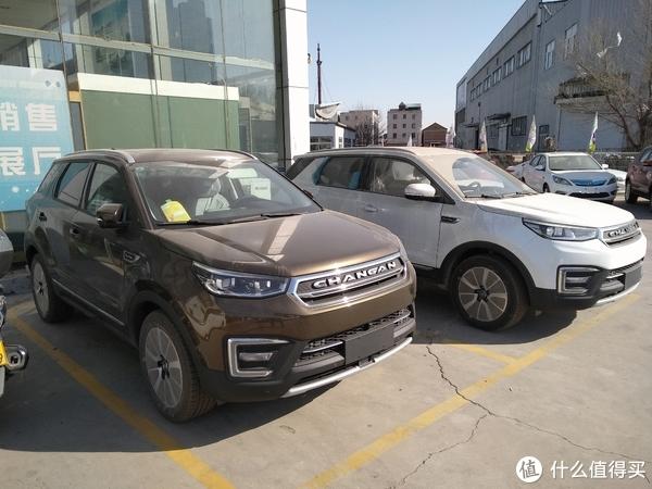 #原创新人#国产紧凑型SUV新选择—长安 CS55 选车&使用评测