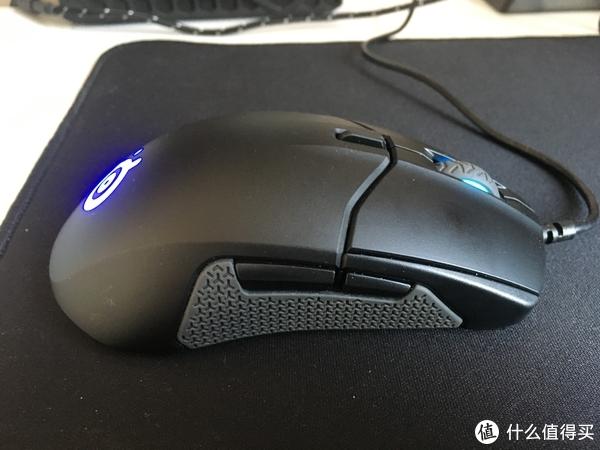 吃鸡外设升级路,赛睿Sensei310鼠标+魔力鸭Akko zero3108茶轴机械键盘购买使用记