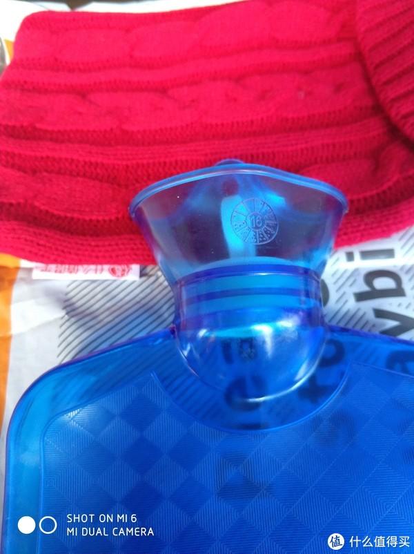 #中奖秀#来自大妈的温暖—SMZDM 什么值得买 定制暖水袋