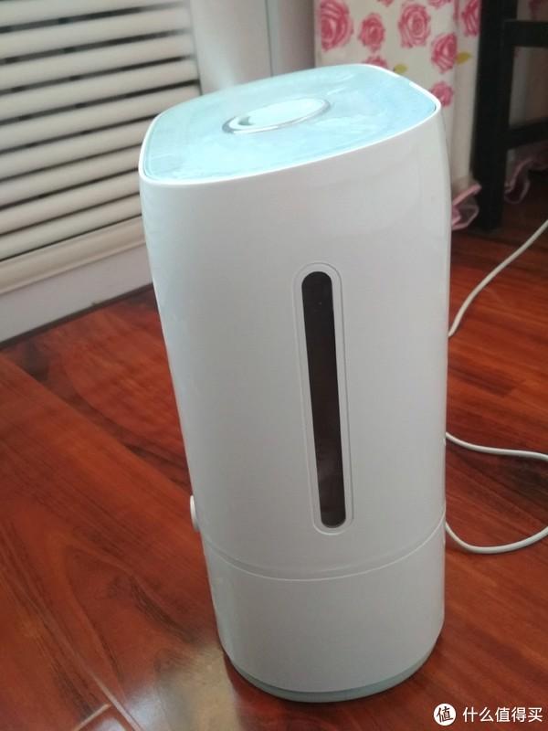 #原创新人#白菜价也有好货—Bear 小熊 JSQ-C50R1 加湿器 使用评测