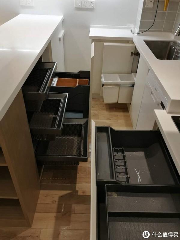 新家生活体验No.1设计装修篇 篇一:#原创新人#收纳菜鸟的北欧日式设计+厨房篇