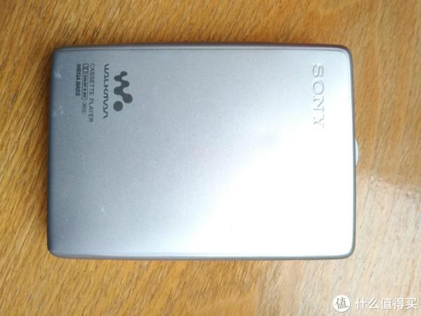 过年就要怀旧:SONY 索尼 Walkman EX921 随身听 和有故事的磁带