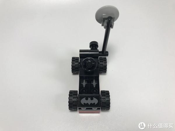 #剁主计划-北京#本站首晒#LEGO 乐高 拼拼乐 蝙蝠侠大电影 70923 蝙蝠穿梭机