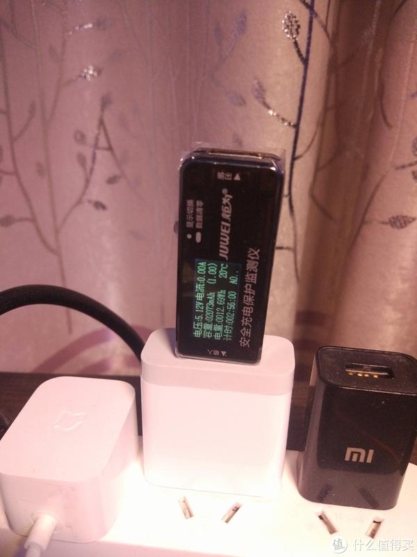JUWEI 炬为 USB安全监测仪 开箱晒物