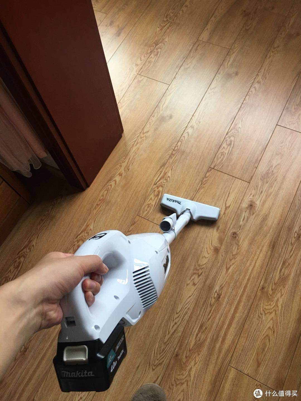 家庭卫生大作战之MAKITA 牧田 吸尘器 开箱