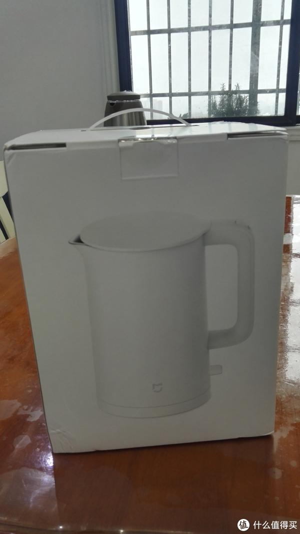 我只想安静地烧一壶开水—MIJIA 米家 99元电水壶 开箱评测