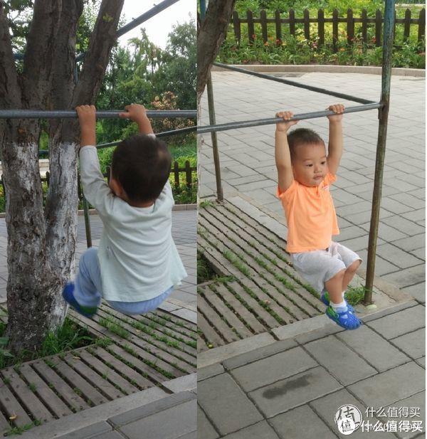 #2017剁手回忆录#2-4岁宝宝进行的大众运动项目