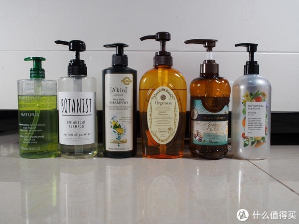 #女神节礼物#洗发水看成分就够了?从六款网红无硅油洗发水入手谈谈洗发水的选购