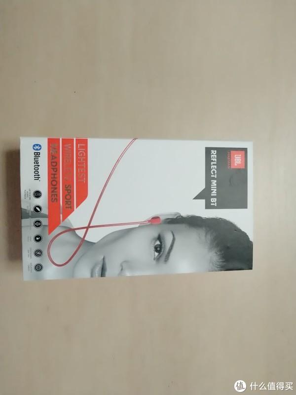 健身好基友:JBL reflect mini BT 蓝牙耳机
